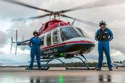 N507GA - Guardian Air Bell 407 aircraft