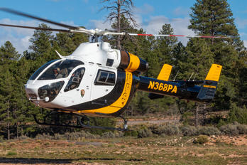 N368PA - National Park Service MD Helicopters MD-900 Explorer