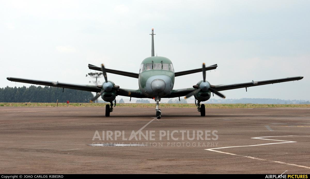 Brazil - Air Force FAB2341 aircraft at Municipal Airport Cascavel