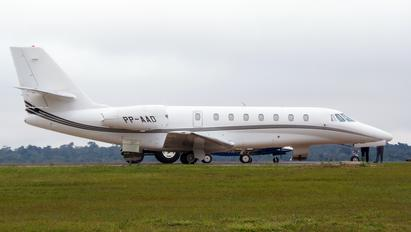 PP-AAD - Private Cessna 680 Sovereign