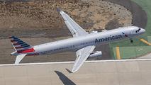 N108NN - American Airlines Airbus A321 aircraft