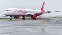 OE-LCJ - LaudaMotion Airbus A321 aircraft