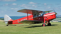 G-ADNE - Private de Havilland DH. 87 Hornet Moth aircraft