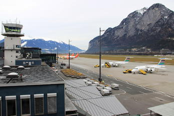 LOWI - - Airport Overview - Airport Overview - Apron