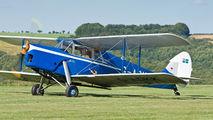 G-ADKK - Private de Havilland DH. 87 Hornet Moth aircraft