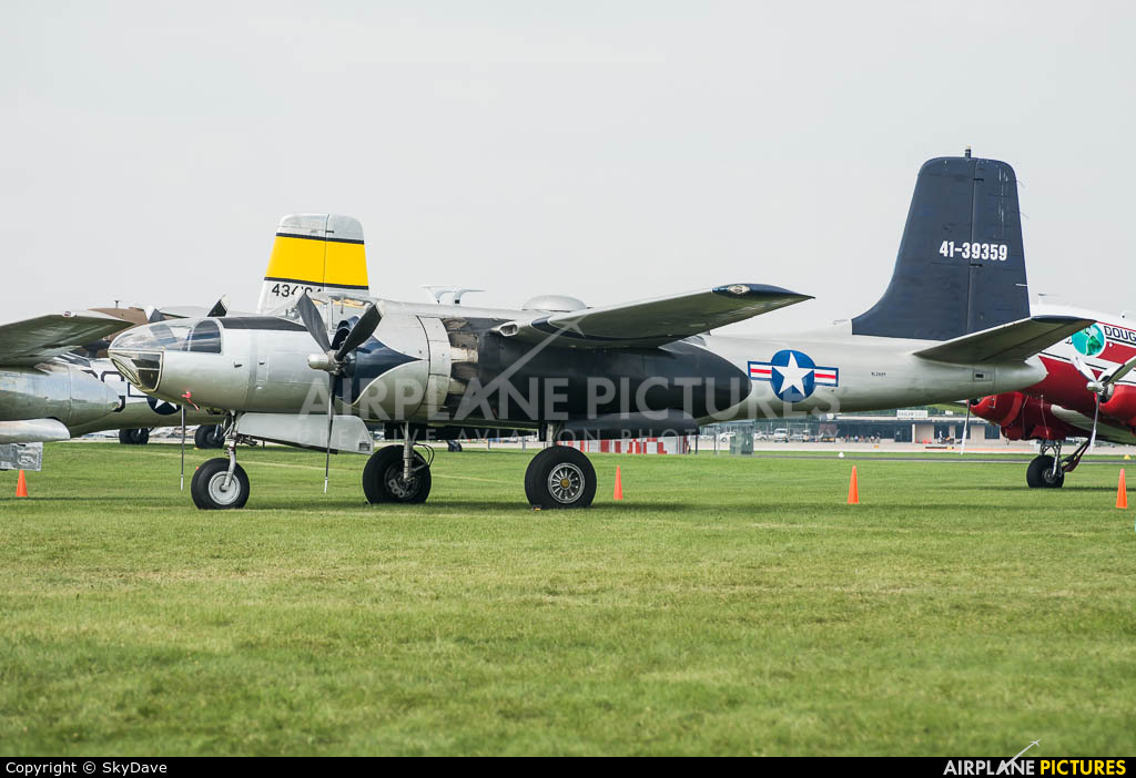 Private NL26BP aircraft at Oshkosh - Wittman Regional