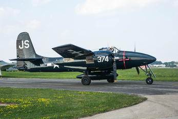 NX7269C - Private Grumman F-11F Tiger
