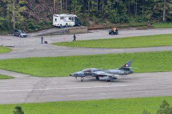 HB-RVP - Fliegermuseum Altenrhein - Airport Overview - Runway, Taxiway