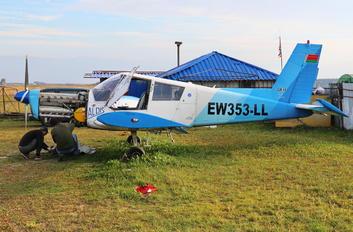 EW-353LL - Private Zlín Aircraft Z-43