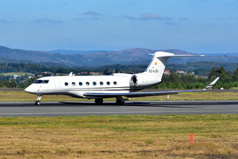 EC-LZU - Gestair Gulfstream Aerospace G650, G650ER