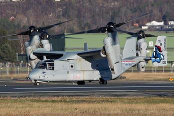 168663 - USA - Marine Corps Bell-Boeing V-22 Osprey