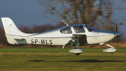 SP-MLS - Private Cirrus SR20