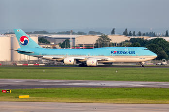 HL7642 - Korean Air Boeing 747-8