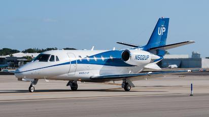 N502UP - Wheels Up Cessna 560XL Citation XLS
