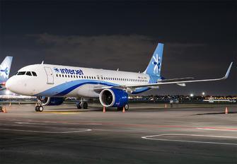 XA-JRM - Interjet Airbus A320 NEO