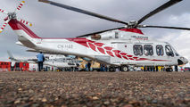 CN-HAE - Heliconia Aero Solutions Agusta Westland AW139 aircraft