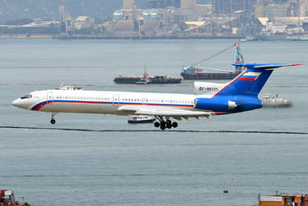 RF-85135 - Russia - Ministry of Internal Affairs Tupolev Tu-154M