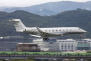 N858CG -  Gulfstream Aerospace G650, G650ER aircraft