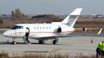 F-HFCS - Private Hawker Beechcraft 900XP