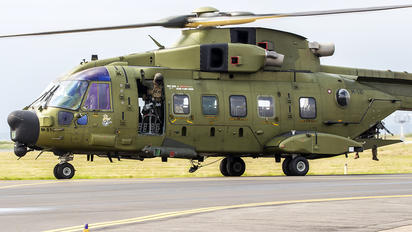 M-510 - Denmark - Air Force Agusta Westland AW101 512 Merlin (Denmark)