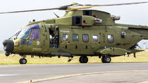 M-510 - Denmark - Air Force Agusta Westland AW101 512 Merlin (Denmark) aircraft