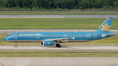 VN-A604 - Vietnam Airlines Airbus A321