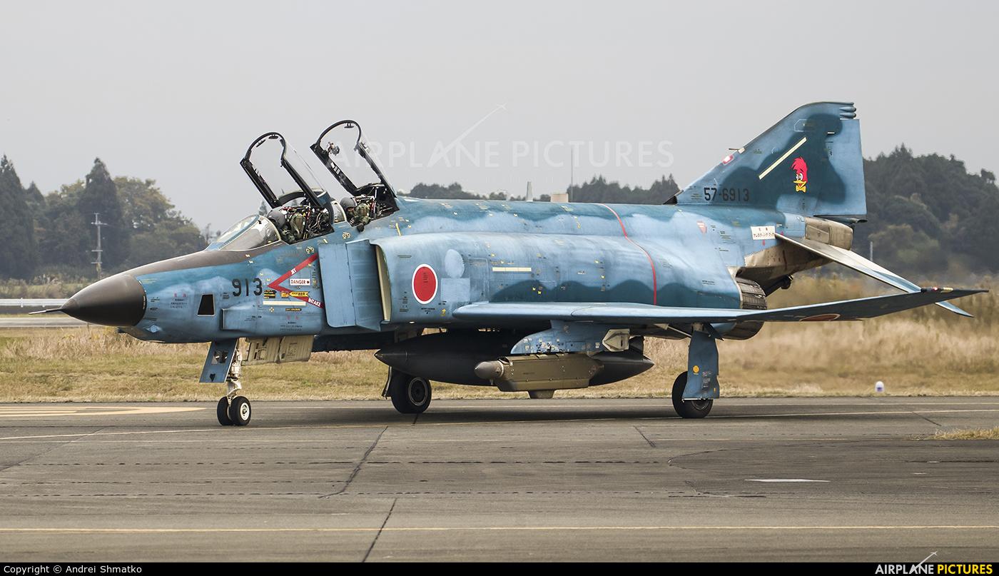 Japan - Air Self Defence Force 57-6913 aircraft at Nyutabaru AB