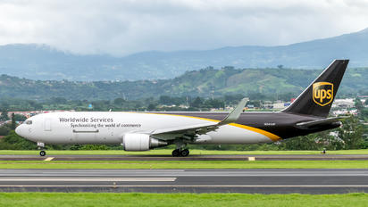 N345UP - UPS - United Parcel Service Boeing 767-300F