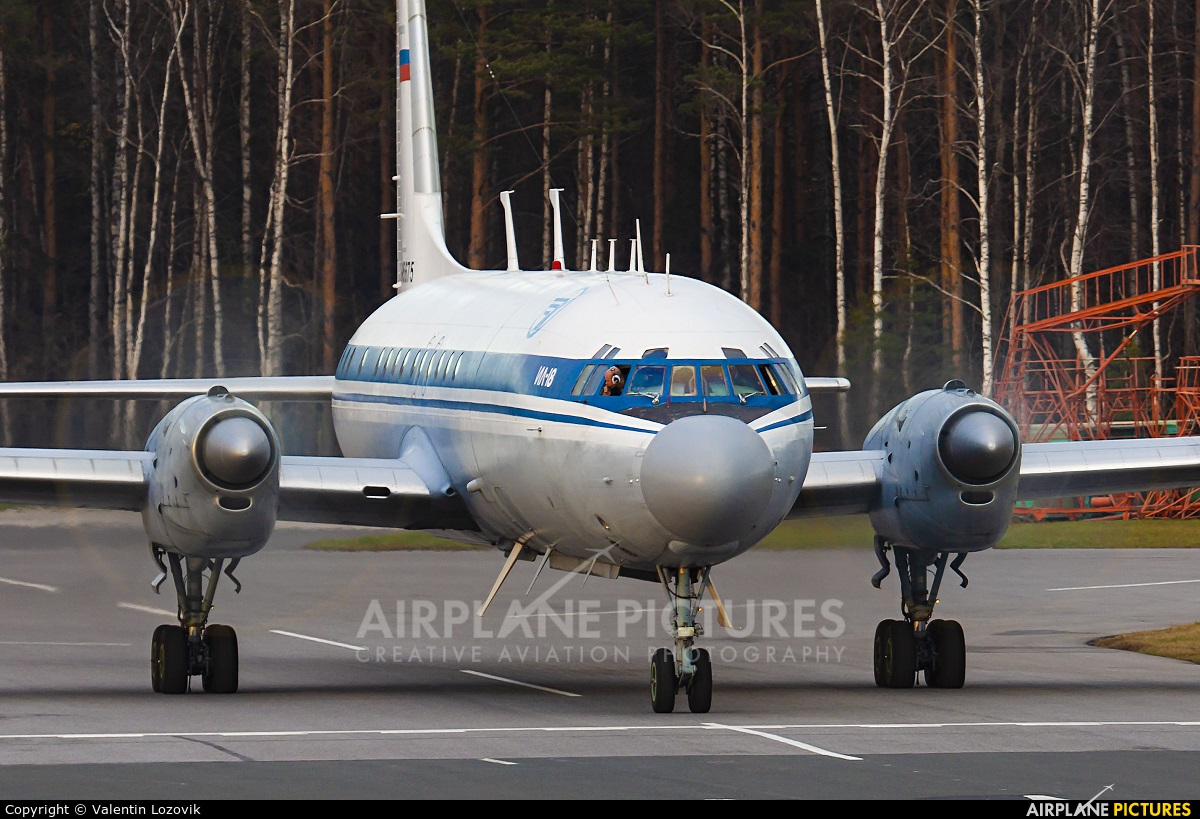 Russia - Air Force RF-95675 aircraft at Undisclosed location