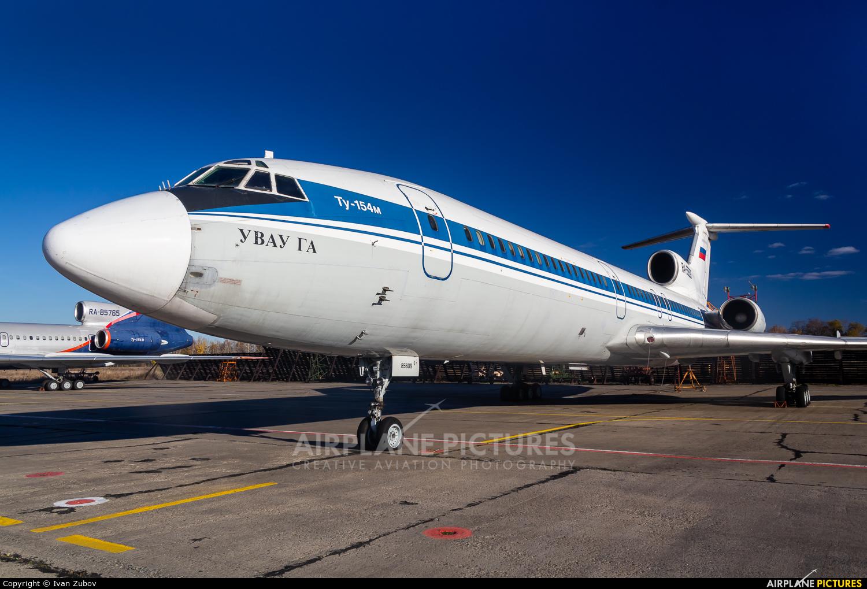 Ulyanovsk Higher Civil Aviation School RA-85609 aircraft at Ulyanovsk - Baratayevka
