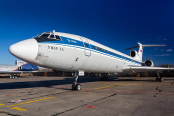RA-85609 - Ulyanovsk Higher Civil Aviation School Tupolev Tu-154M