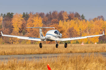 RA-02649 - Ulyanovsk Institute of Civil Aviation Diamond DA 40 NG Diamond Star