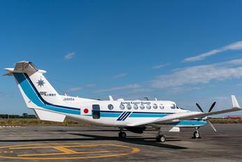 JA865A - Japan - Coast Guard Beechcraft 300 King Air 350