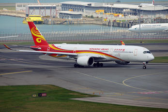 B-LGD - Hong Kong Airlines Airbus A350-900