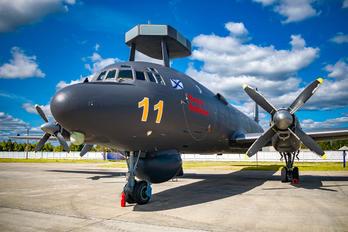 RF-75308 - Russia - Navy Ilyushin Il-38