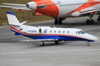 D-CGAA - Air Hamburg Cessna 560XL Citation XLS
