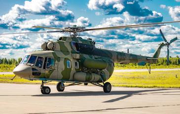 RF-04412 - Russia - Air Force Mil Mi-8AMTSh-1