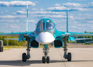 RF-81851 - Russia - Air Force Sukhoi Su-34