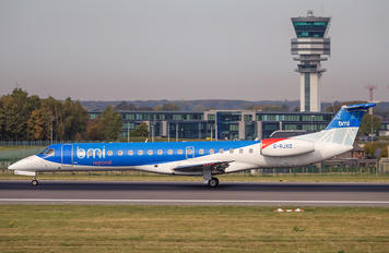 G-RJXD - BMI Regional Embraer ERJ-145