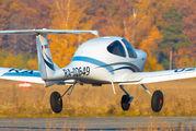 RA-02649 - Ulyanovsk Institute of Civil Aviation Diamond DA 40 NG Diamond Star  aircraft