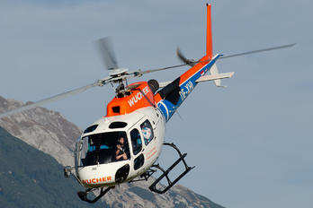 OE-XHL - Wucher Helicopter Aerospatiale AS350 Ecureuil / Squirrel