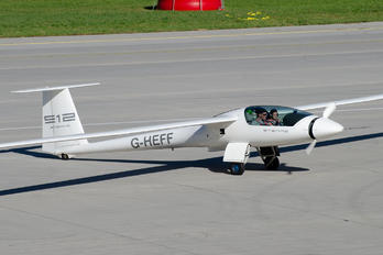 G-HEFF - Private Stemme S-12 Twin Voyager