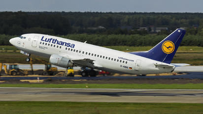 D-ABIS - Lufthansa Boeing 737-500