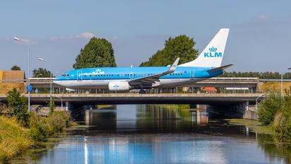 PH-BGO - KLM Boeing 737-700