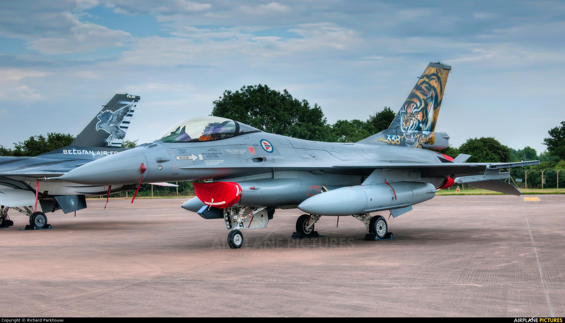 671 - Norway - Royal Norwegian Air Force General Dynamics F