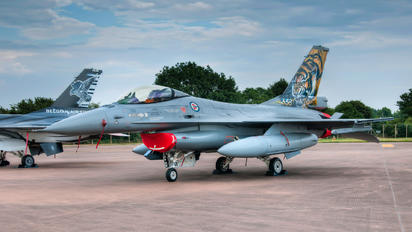 671 - Norway - Royal Norwegian Air Force General Dynamics F-16AM Fighting Falcon