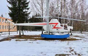 17 - Belarus - DOSAAF Mil Mi-1/PZL SM-1