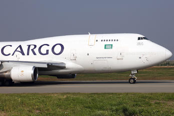 TC-ACG - Saudi Arabian Cargo Boeing 747-400BCF, SF, BDSF