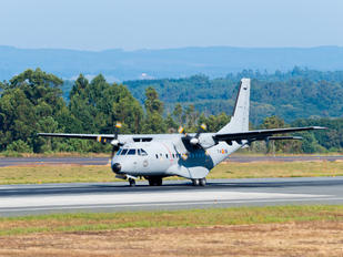 T.19B-16 - Spain - Air Force Casa CN-235M