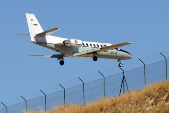 TR.20-03 - Spain - Air Force Cessna 560 Citation V